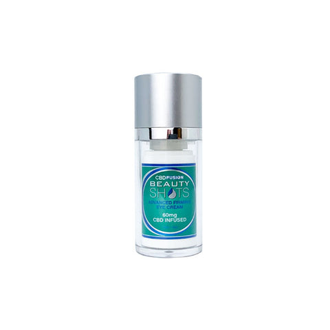 CBD BeautyShots Advanced Firming Eye Cream (15ml) - BODY100