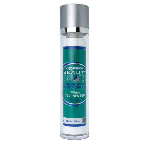 CBD BeautyShots Retinol Moisturizer (50ml) - BODY100