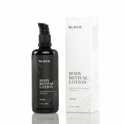 Revival Body Lotion - 500mg