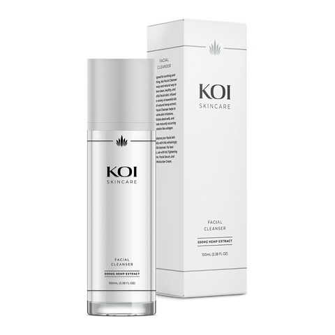 Koi Skincare | CBD Facial Cleanser - BODY100