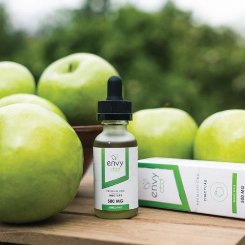 CBD Tincture Oil - Double Apple - BODY100