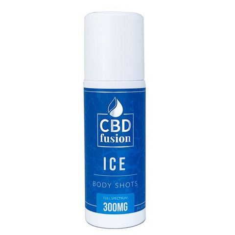 CBD Ice Body Shots (Muscle - Joint Cream) - BODY100