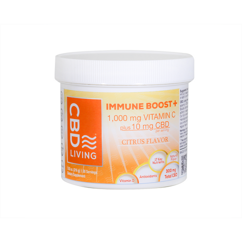 CBD Living Immune Boost - BODY100