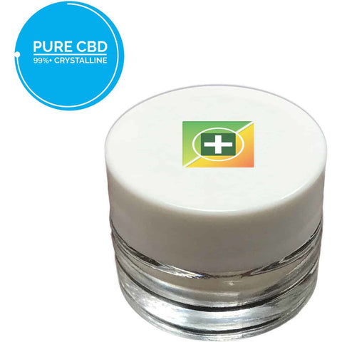 Pure CBD Crystalline - BODY100
