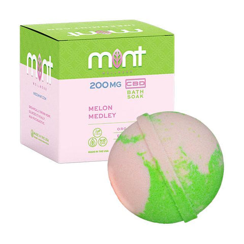 Melon Medley Bath Bomb - BODY100