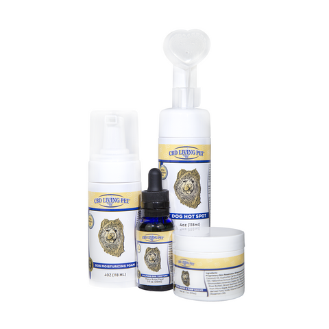 Man's Best Friend CBD Bundle - CBD Dog Products - BODY100