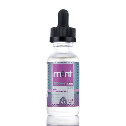 Kiwi Strawberry Tincture Drops - BODY100