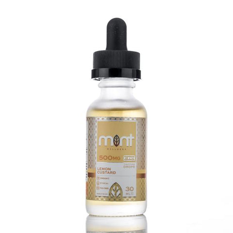 Lemon Custard Tincture Drops - BODY100