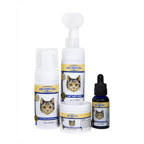 The Purrrfect CBD Bundle - CBD Cat Products - BODY100