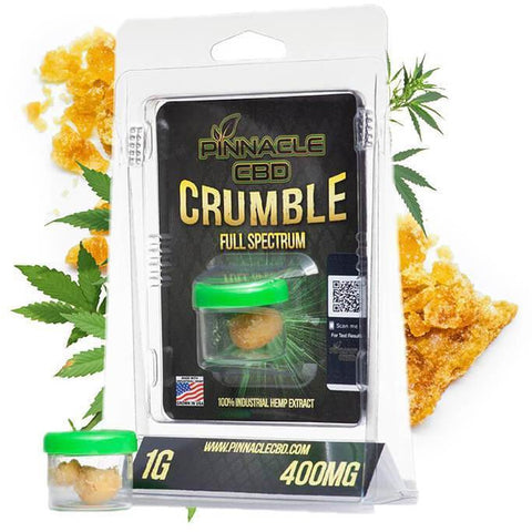 CBD Crumble - 1G 400MG - BODY100