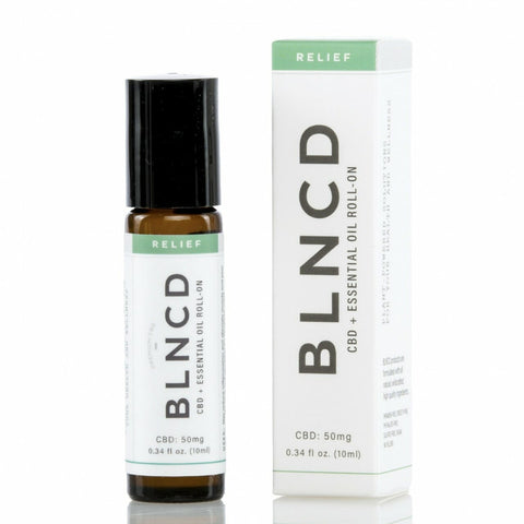 Aromatherapy + CBD Roll-On RELIEF
