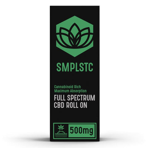 Full Spectrum CBD Roll On - BODY100