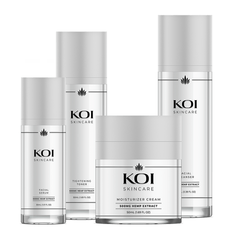 Koi Skincare | Complete 4-Step System - BODY100