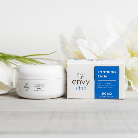 CBD Soothing Balm - BODY100