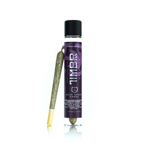 Sour Space Candy - Hemp Pre-Roll