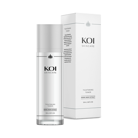Koi Skincare | CBD Tightening Toner - BODY100