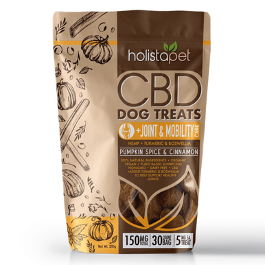 CBD Dog Treats +Joint & Mobility Care - BODY100