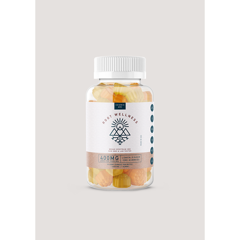 Lemon Ginger Gummy - BODY100