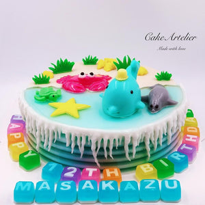 Sea world (02) - CakeArtelier