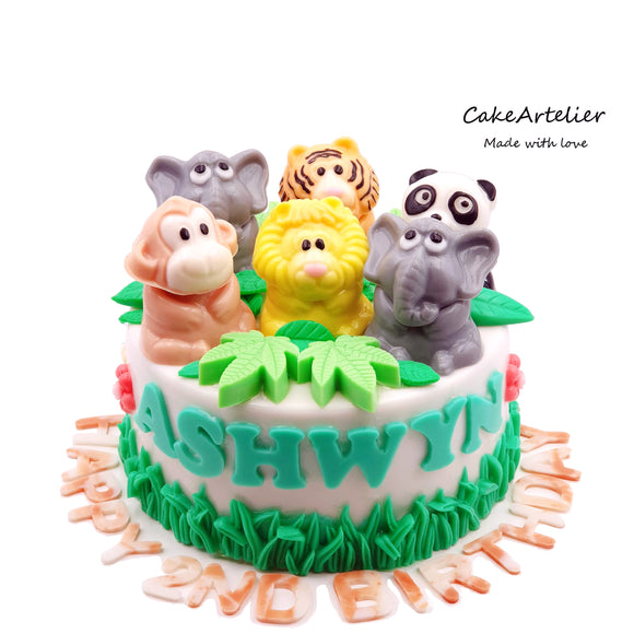 Animals (Gatherings 03) - CakeArtelier