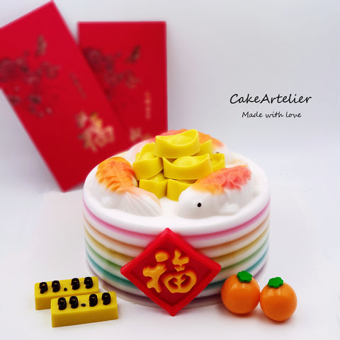 Chinese New Year (01) - CakeArtelier