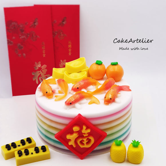 Chinese New Year (04) - CakeArtelier