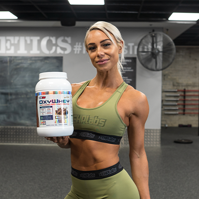 Lauren Simpson OxyWhey