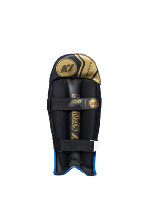 KI TEST PRO BLUE-WK LEG GUARD