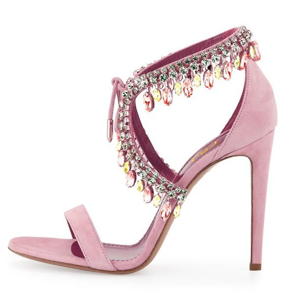 women-s-pink-crossed-rhinestone-ankle-strap-stiletto-heels-sandals