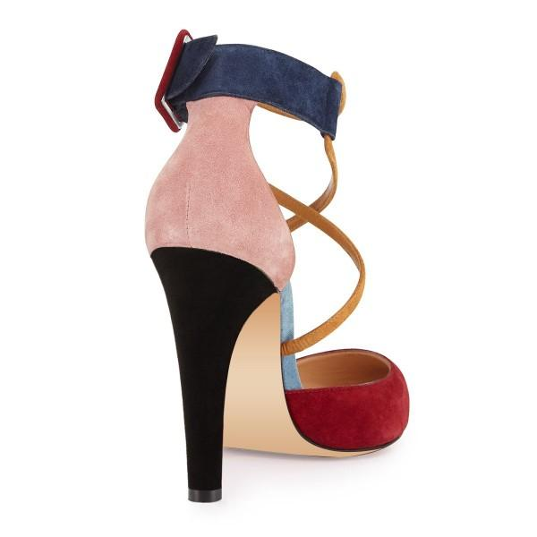 women-s-red-and-pink-suede-crossed-over-strap-stiletto-heel-ankle-strap-sandals
