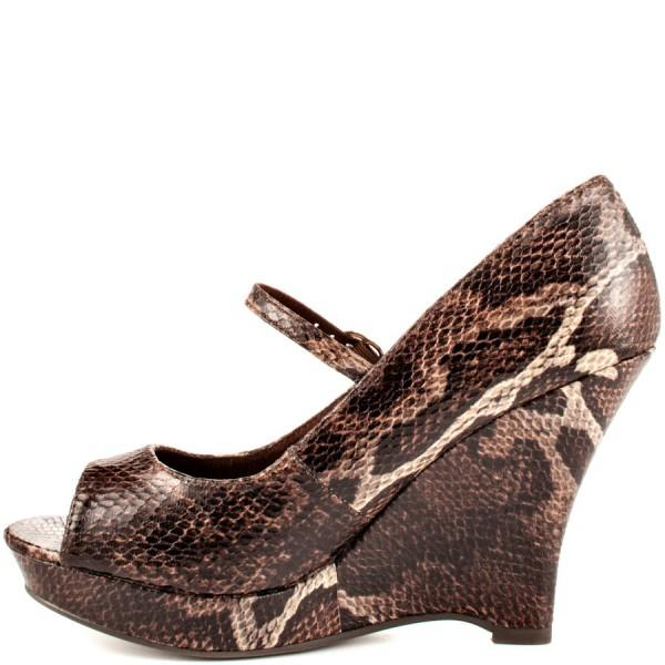 brown-python-wedge-heels-mary-jane-shoes-peep-toe-platform-pumps