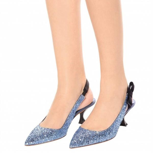 light-blue-pointy-toe-glitter-shoes-spool-heels-slingback-pumps