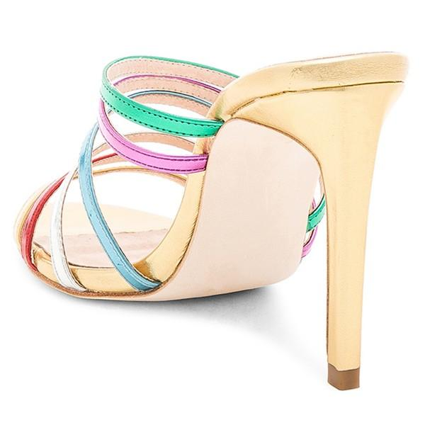 multicolor-open-toe-stiletto-heels-sexy-mules