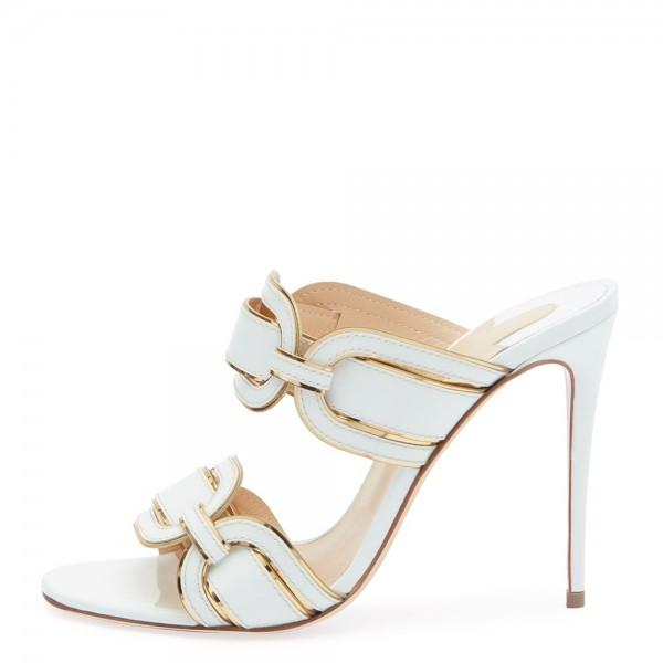 white-stiletto-heel-mule-heels-for-women