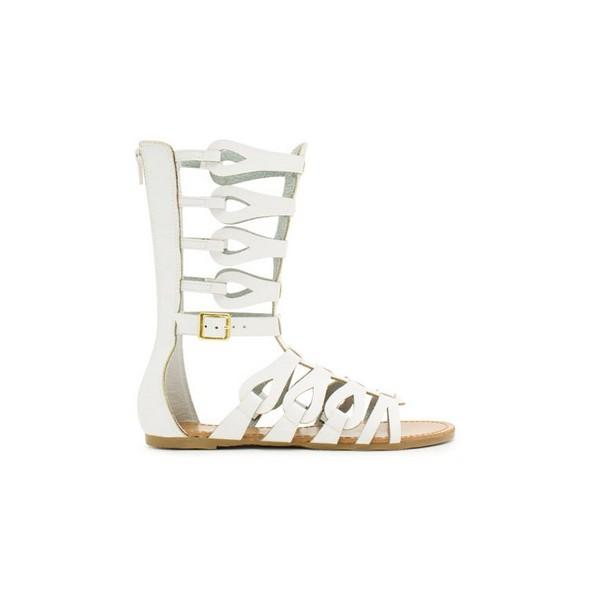 women-s-lillian-white-flat-gladiator-sandals