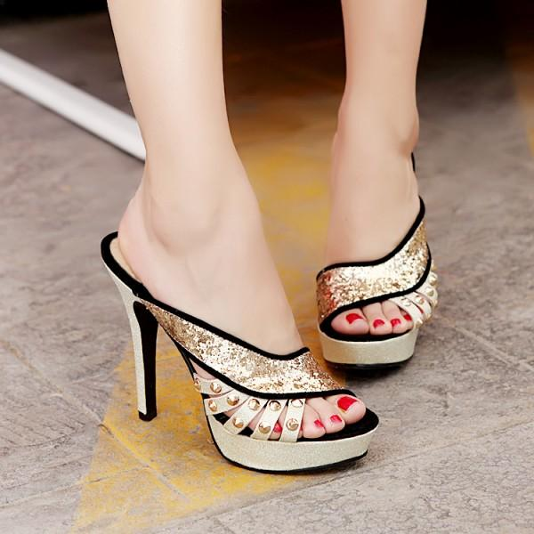 women-s-black-golden-glittering-open-toe-platform-stiletto-heels-slippers