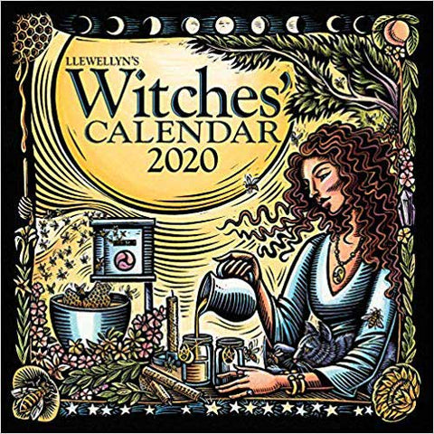 2020 Witches Calendar - For a Wickedly Wonder Full Year!