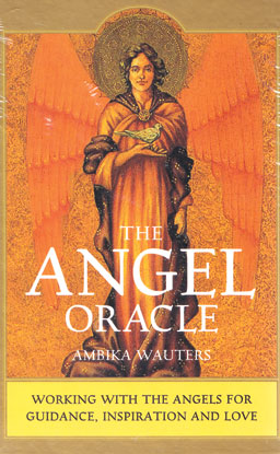 Angel Oracle Deck for Guidance from the Divine - Deck of the Month (Dec)