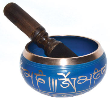 "5"" Energy Balance Meditation Singing Bowl"