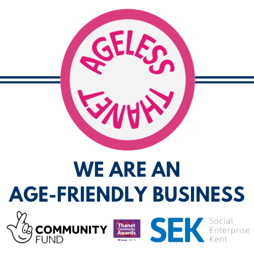 Ageless Thanet - We have joined the local scheme!