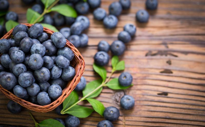 If You Aren't Eating Blueberries, You Should Be!