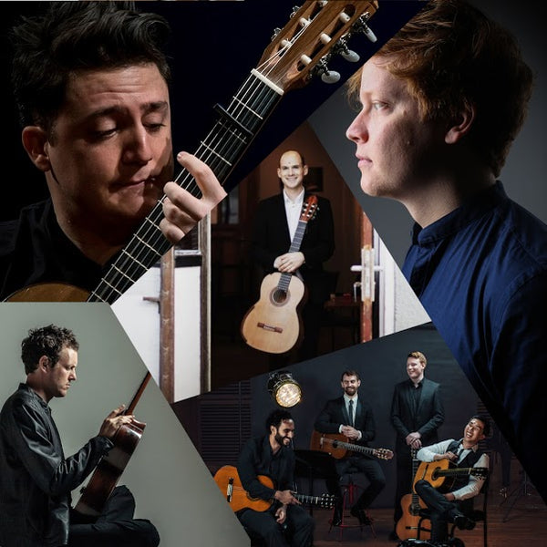 2019 Melbourne Guitar Festival Sept 20- 22