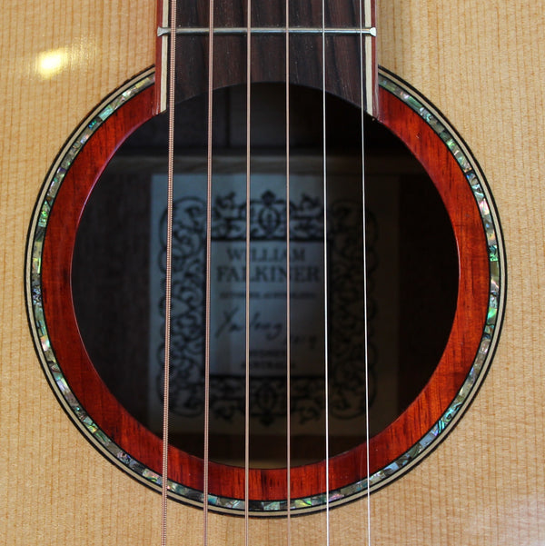 W. Falkiner lutherie, Yulong Steel string