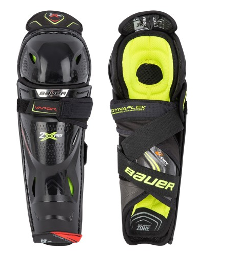 Bauer 2X Pro Ice Hockey Shin Guards
