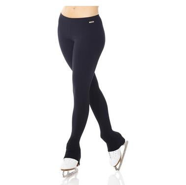 Mondor 4809 Black Supplex Ice Skating Leggings