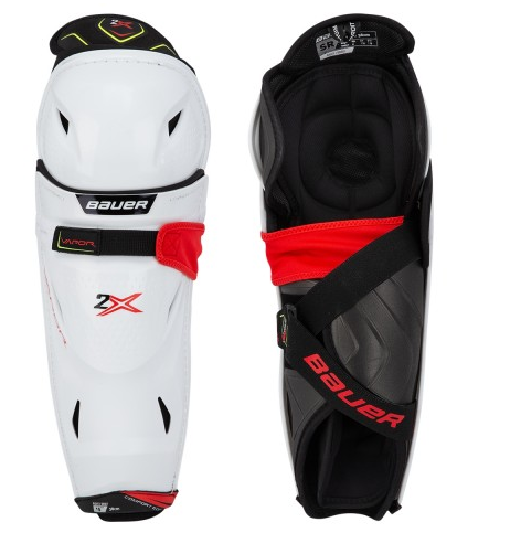 Bauer Vapor 2X Ice Hockey Shin Guards