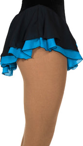 Jerry's 305 Double Georgette Skirt- Blue