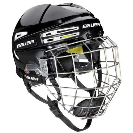 Bauer Re-Akt 150 Ice Hockey Helmet/Combo