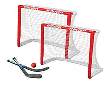 Load image into Gallery viewer, Bauer Knee Hockey Goal Set