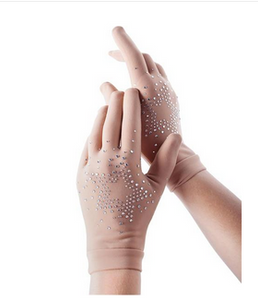 Intermezzo 9018 Crystal Beige Gloves